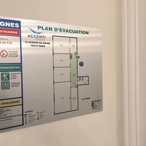 Plans et signalisation
